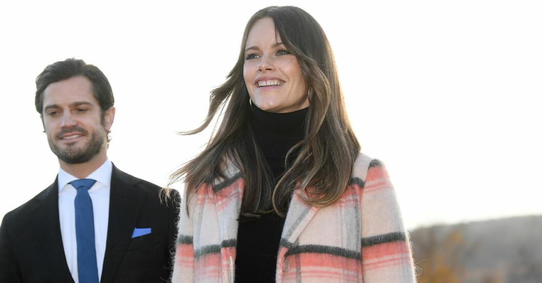Amerikanernas chock över prinsessan Sofias tredje graviditet.