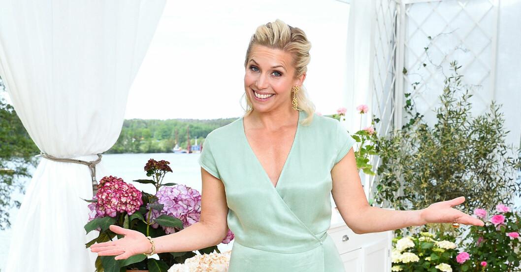 Tina Nördström om att bli äldre.