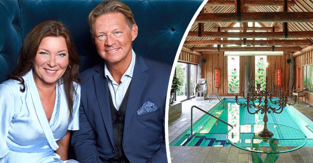 Mikael Sandström flyttar och blir sambo med sin flickvän Lotta Engberg i Göteborg!