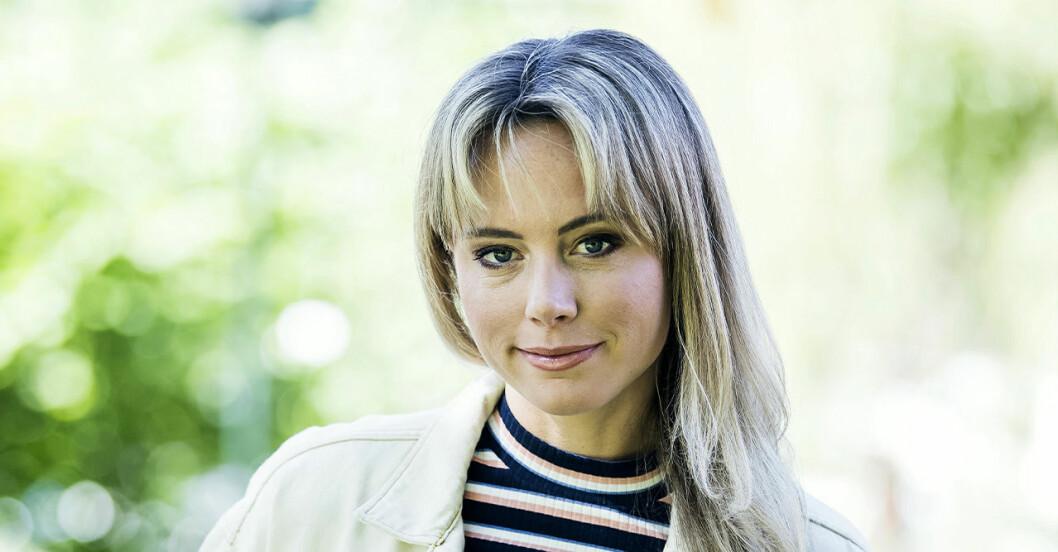 Carolina Neurath om skilsmässan.