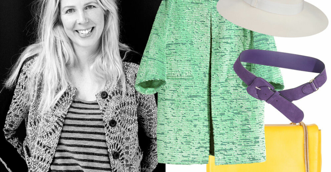 Vår modechef, Sarah Thörnqvist, väljer sina favorite