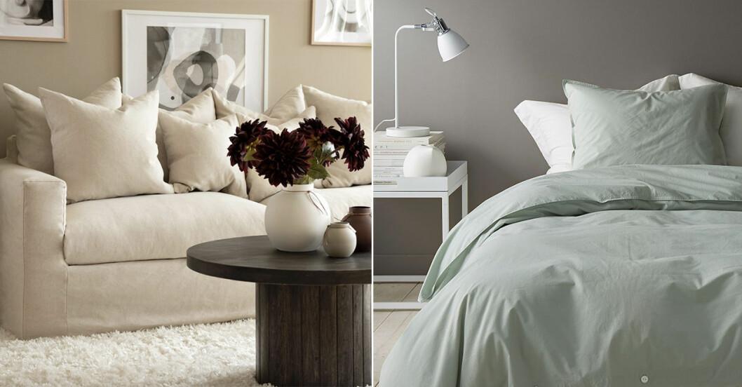 sommarrea på möbler och inredning