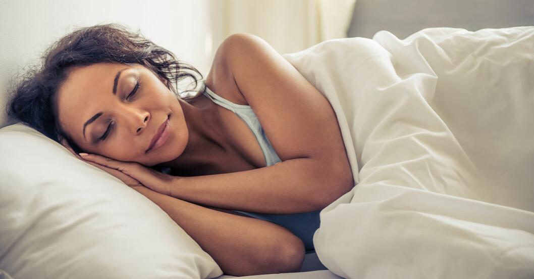 Är det farligt att sova med tampong?