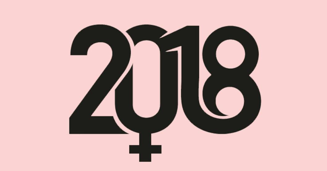 Feminism 2018.