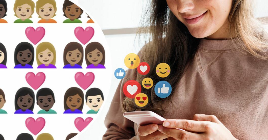Nästa års nya emojis.