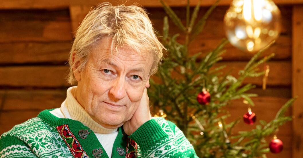 Lars Lerin julvärd 2020 om alkoholmissbruk kring jul.