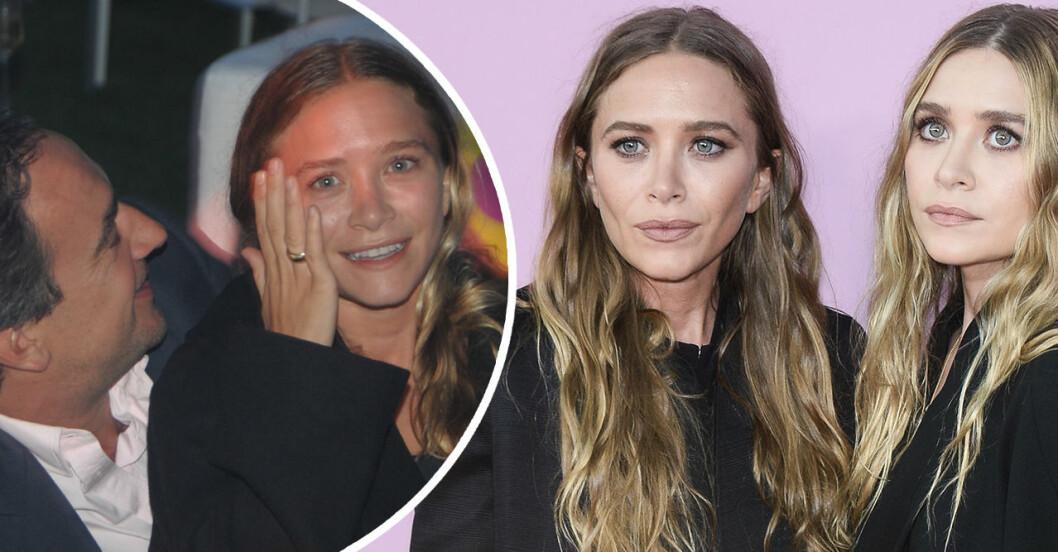 Mary-Kate Olsens markering efter skilsmässan med Olivier Sarkozy