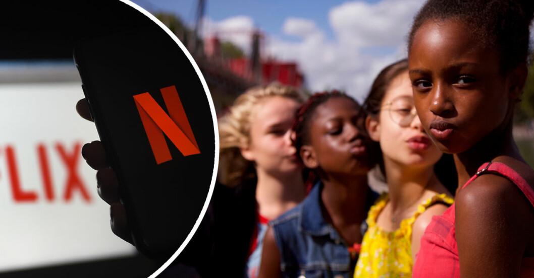 Netflix åtalas för filmen Cuties.