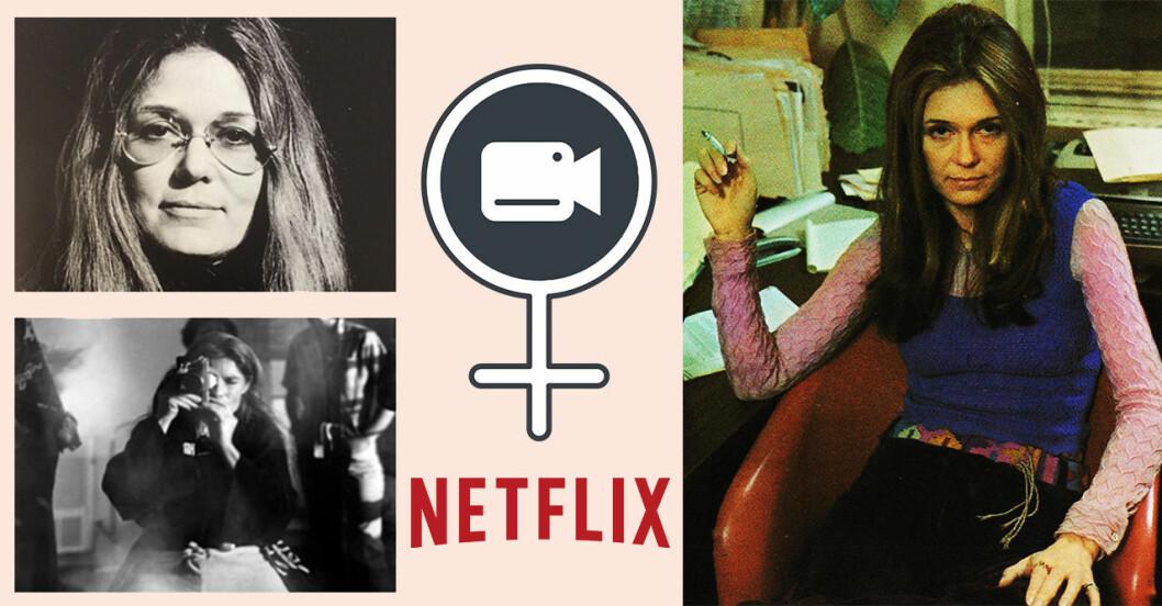 """Ny feministisk dokumentär på Netflix: """"Feminister: Hur tänkte de?"""""""