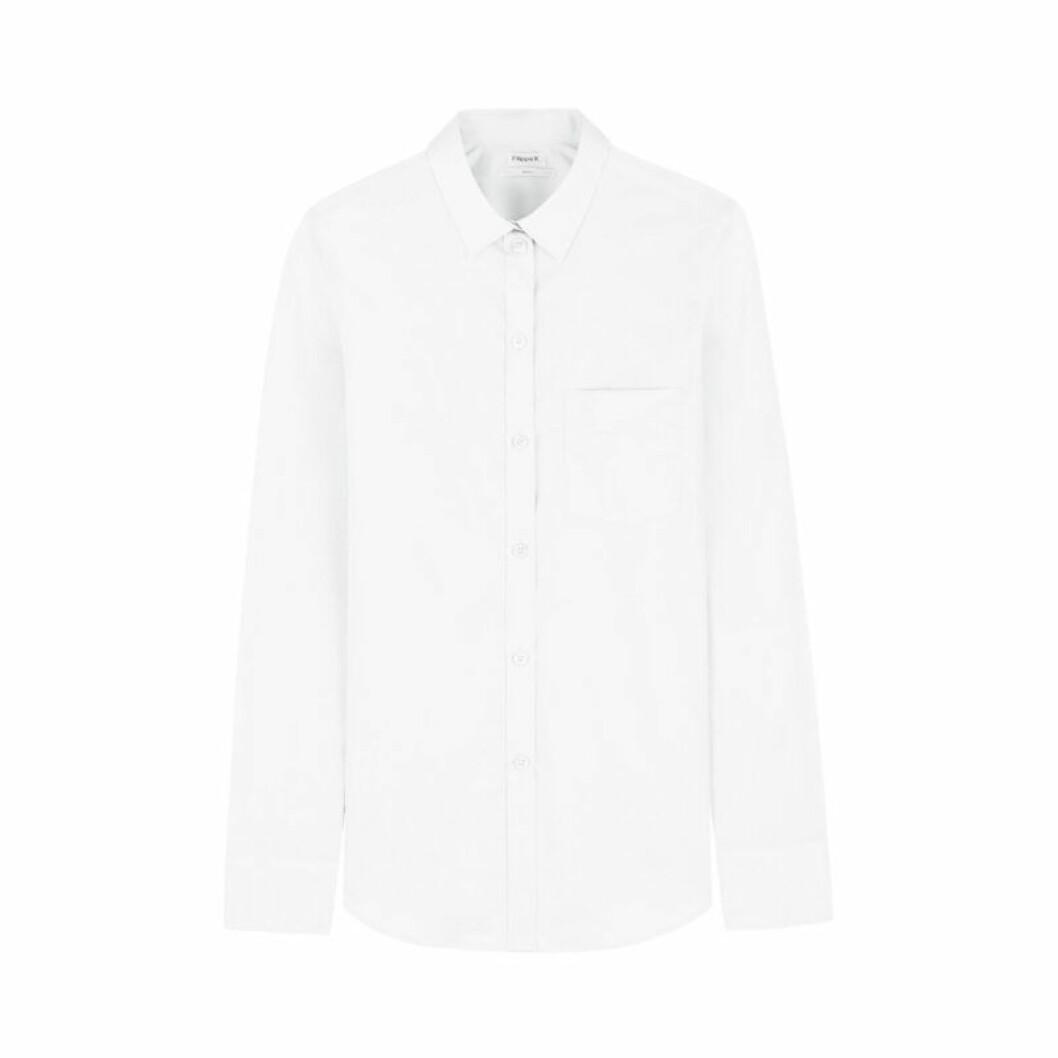 Vit skjorta från Filippa k