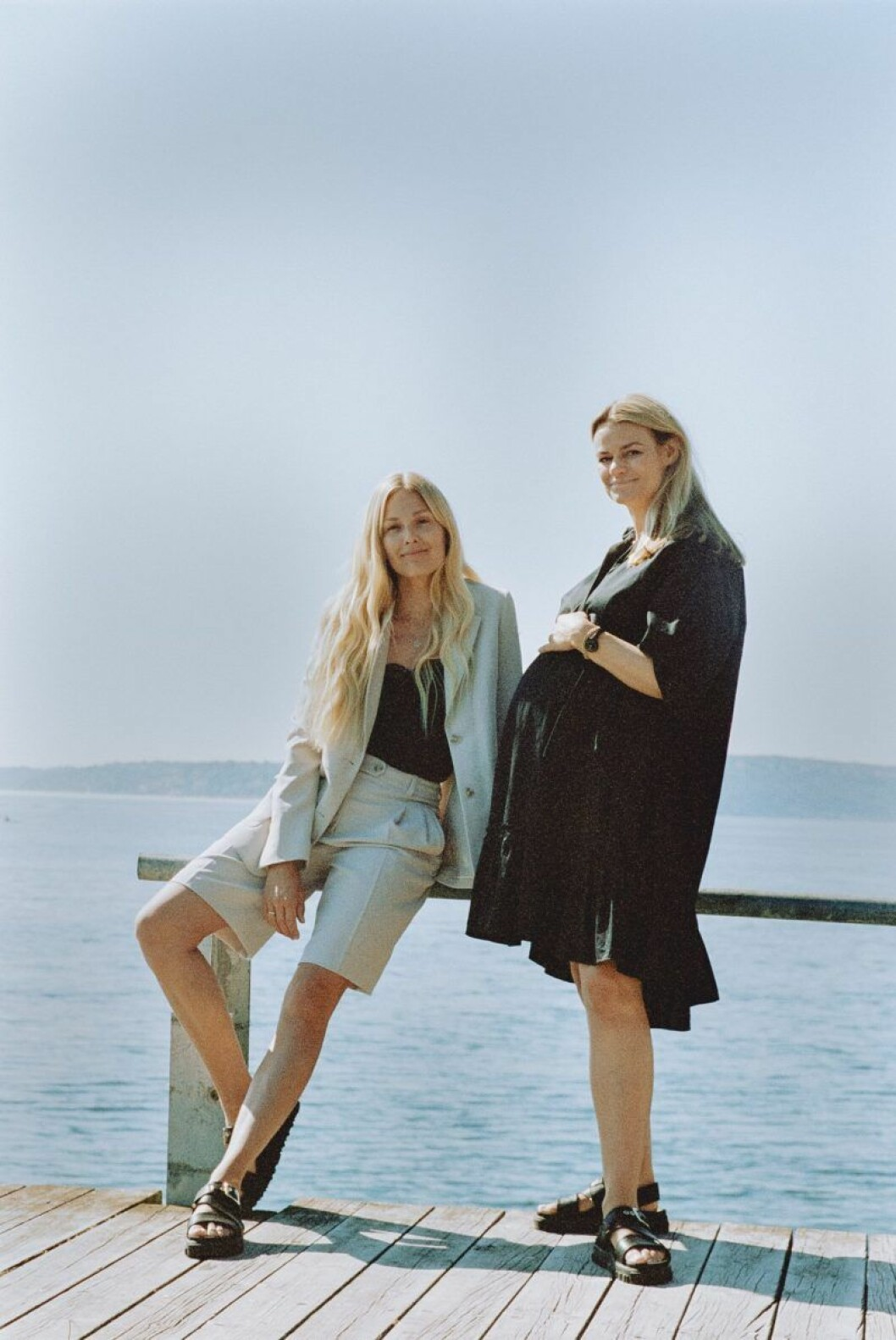 Maria Skappel Holzweiler och Susanne Holzweiler