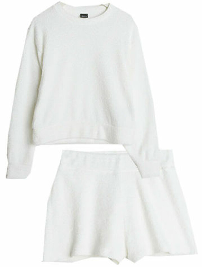 fluffigt set gina tricot