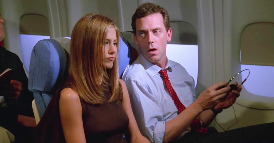 Rachel i Vänner flyger