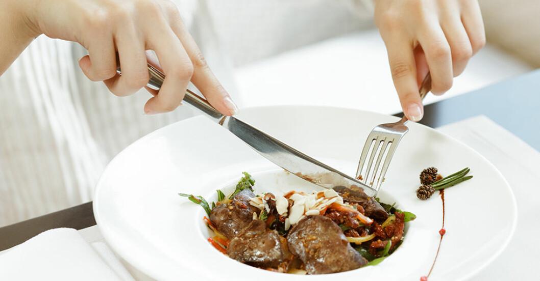 Förslag på förbud mot kött på restaurang