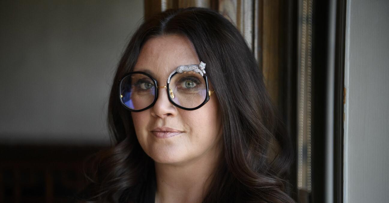 Författaren Camilla Läckberg