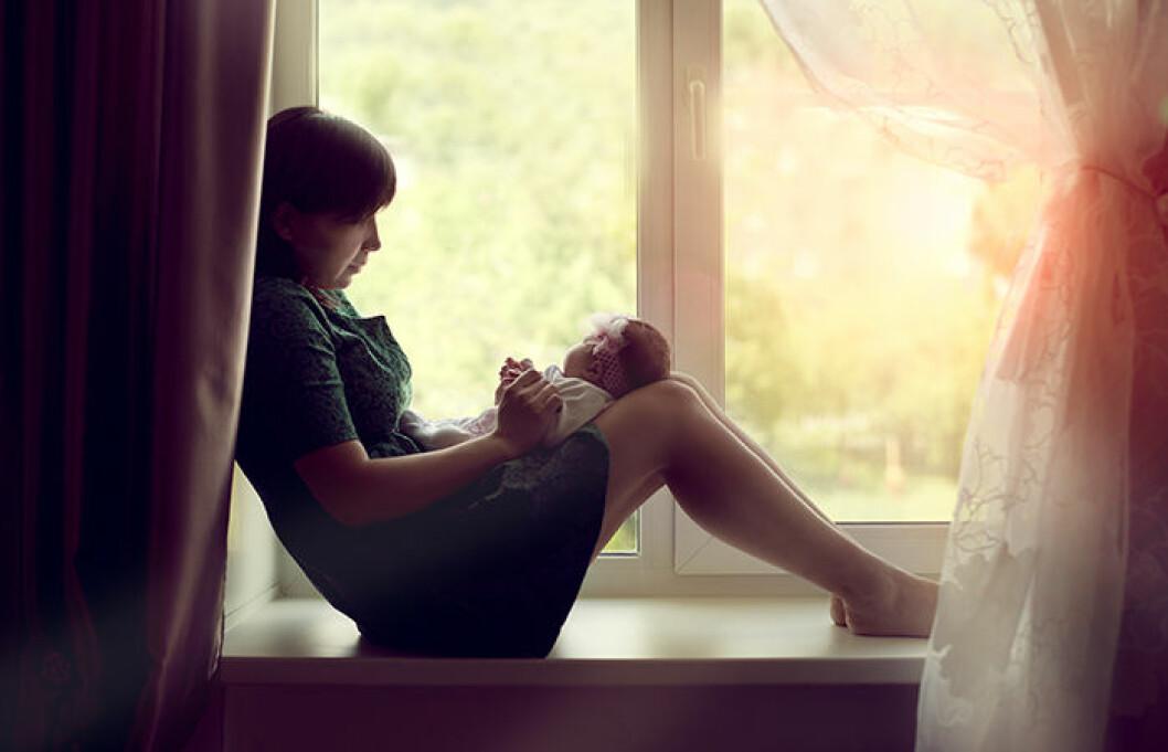 Bli inte ensam i förlossningsdepressionen.