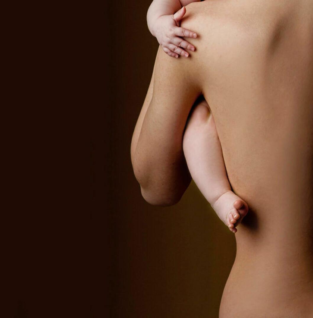 skador efter förlossning