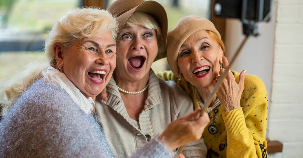 Ny studie: Äldre svenskar känner sig åtta år yngre än sin ålder