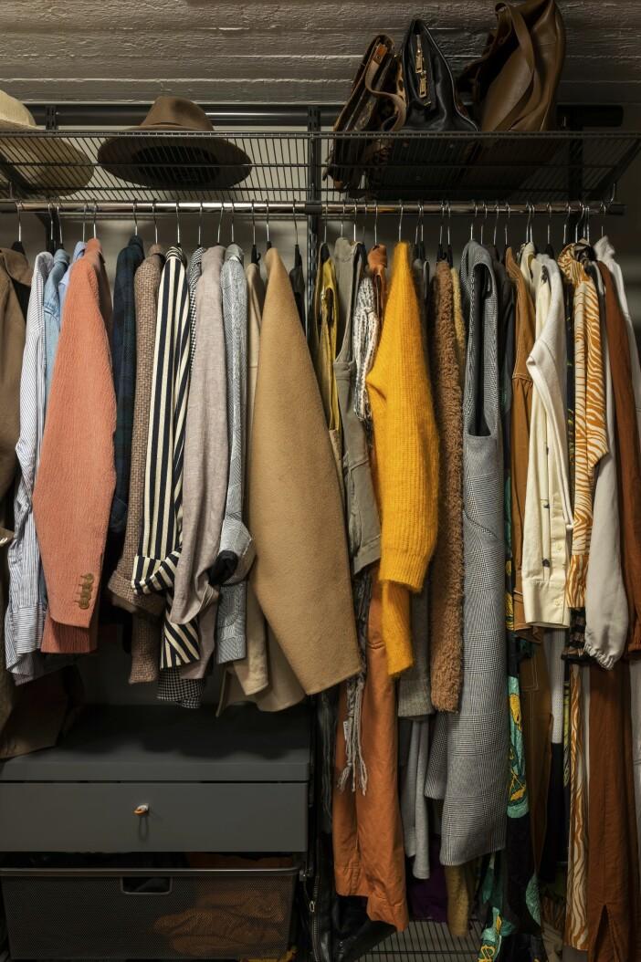 Garderob förvaring Elfa