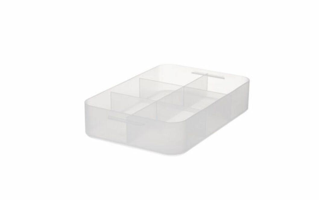 Småförvaring i plast