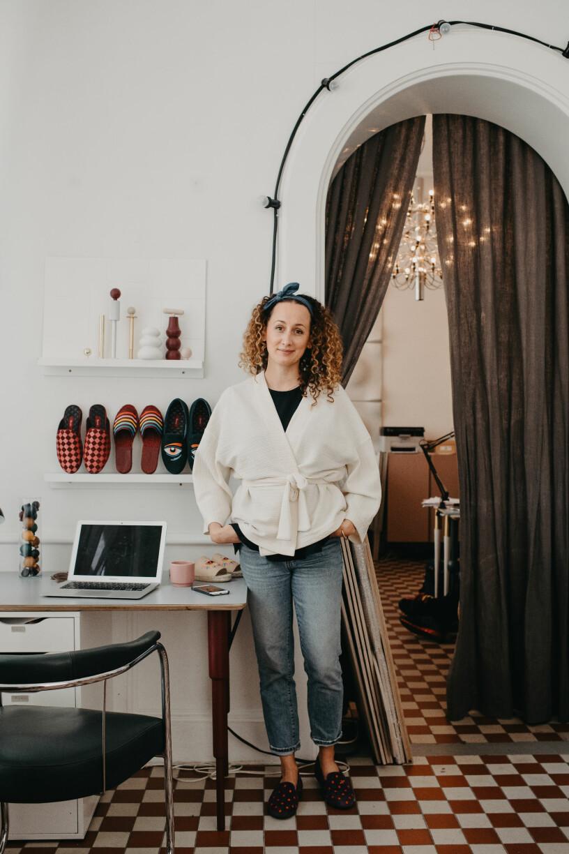 Jana Cagin, grundare av Prettypegs