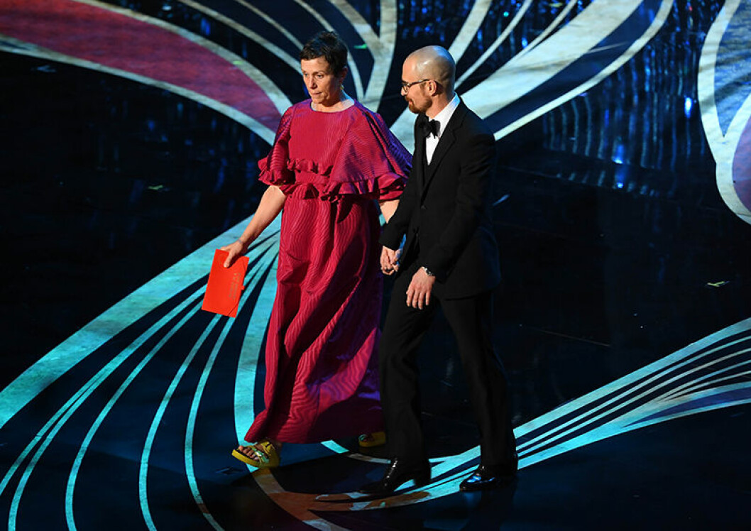 frances mcdormand oscars 2019