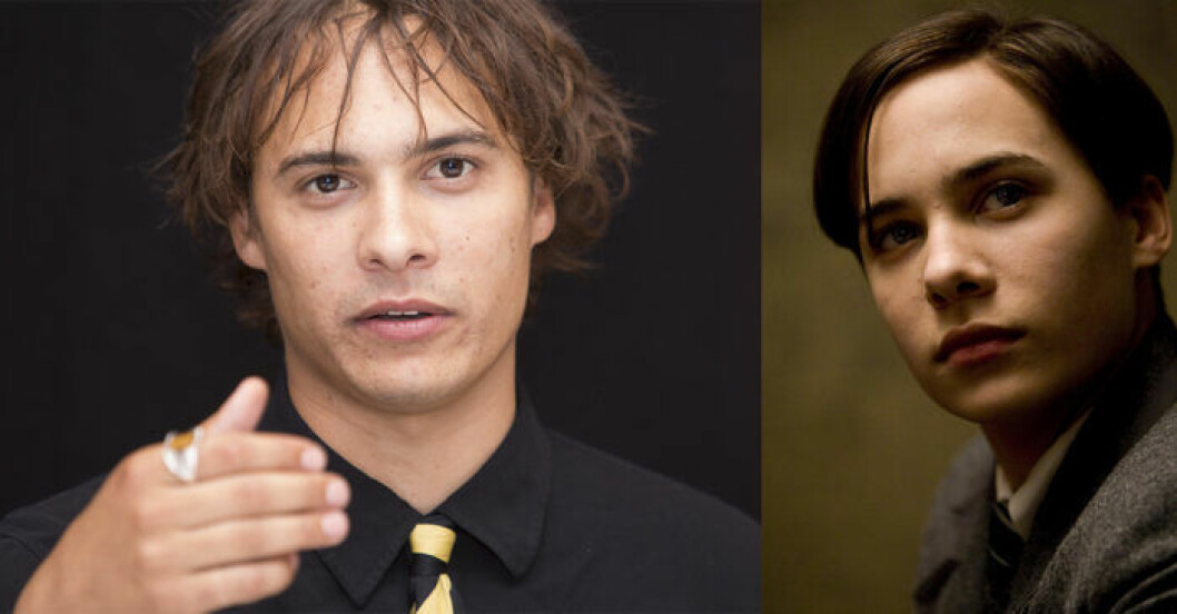 Frank Dillane i Harry Potter