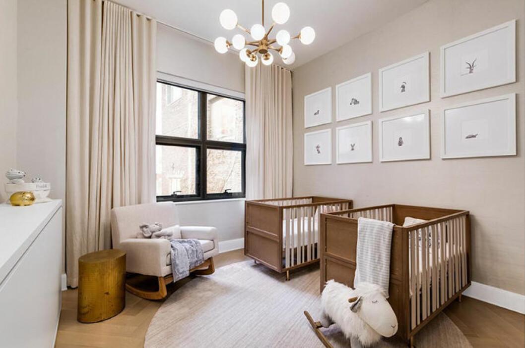 Fredrik Eklund säljer sin lyxlägenhet i New York – familjen behöver mer plats sedan de fått tvillingarna Milla och Fredrick.