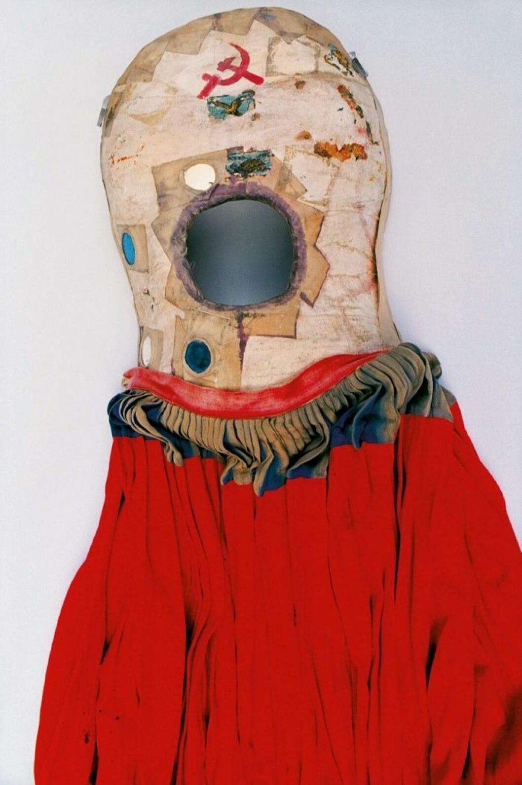 Frida Kahlos korsett