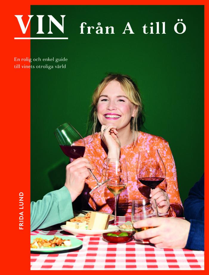 Fridas bok Vin från A till Ö