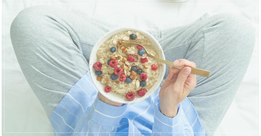 frukost misstag