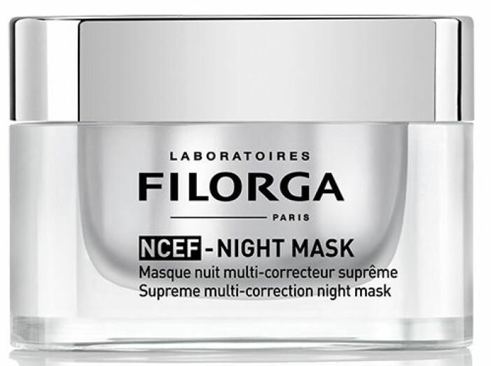 fuktgivande ansiktsmask från filorga