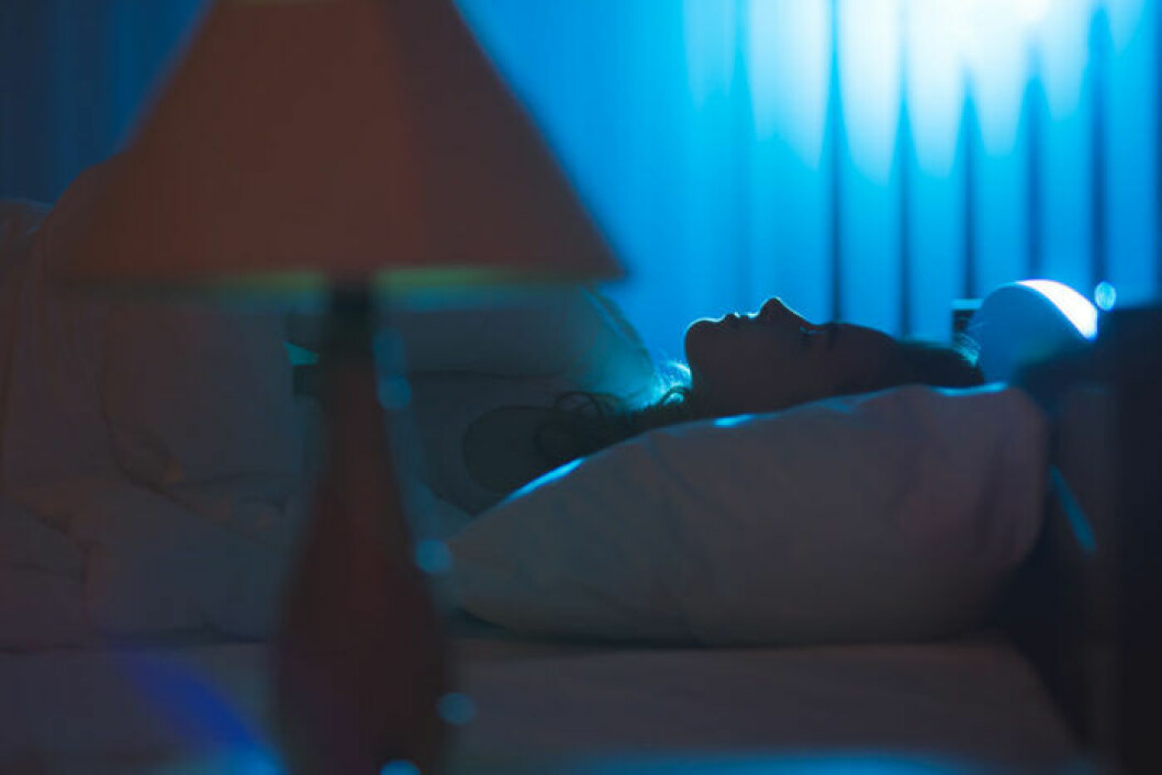 Gör månljuset att du sover sämre?