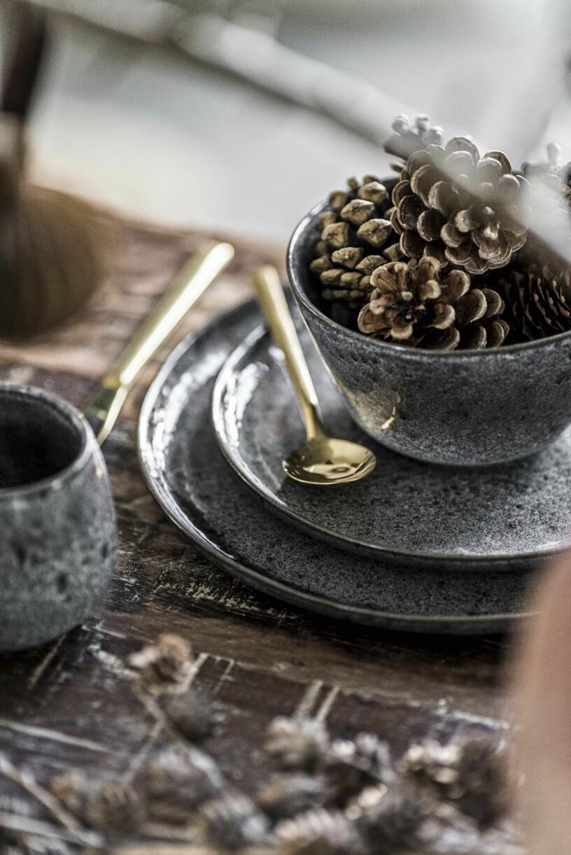 Fyrklövern keramik