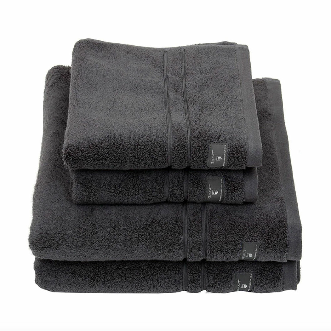 Lyxiga handdukar från gant home