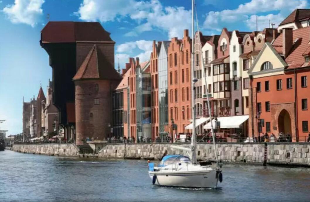 Hotell i Gdansk