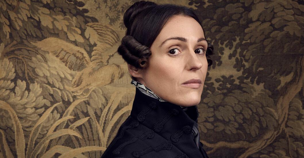 Anne Lister i serien Gentleman Jack.