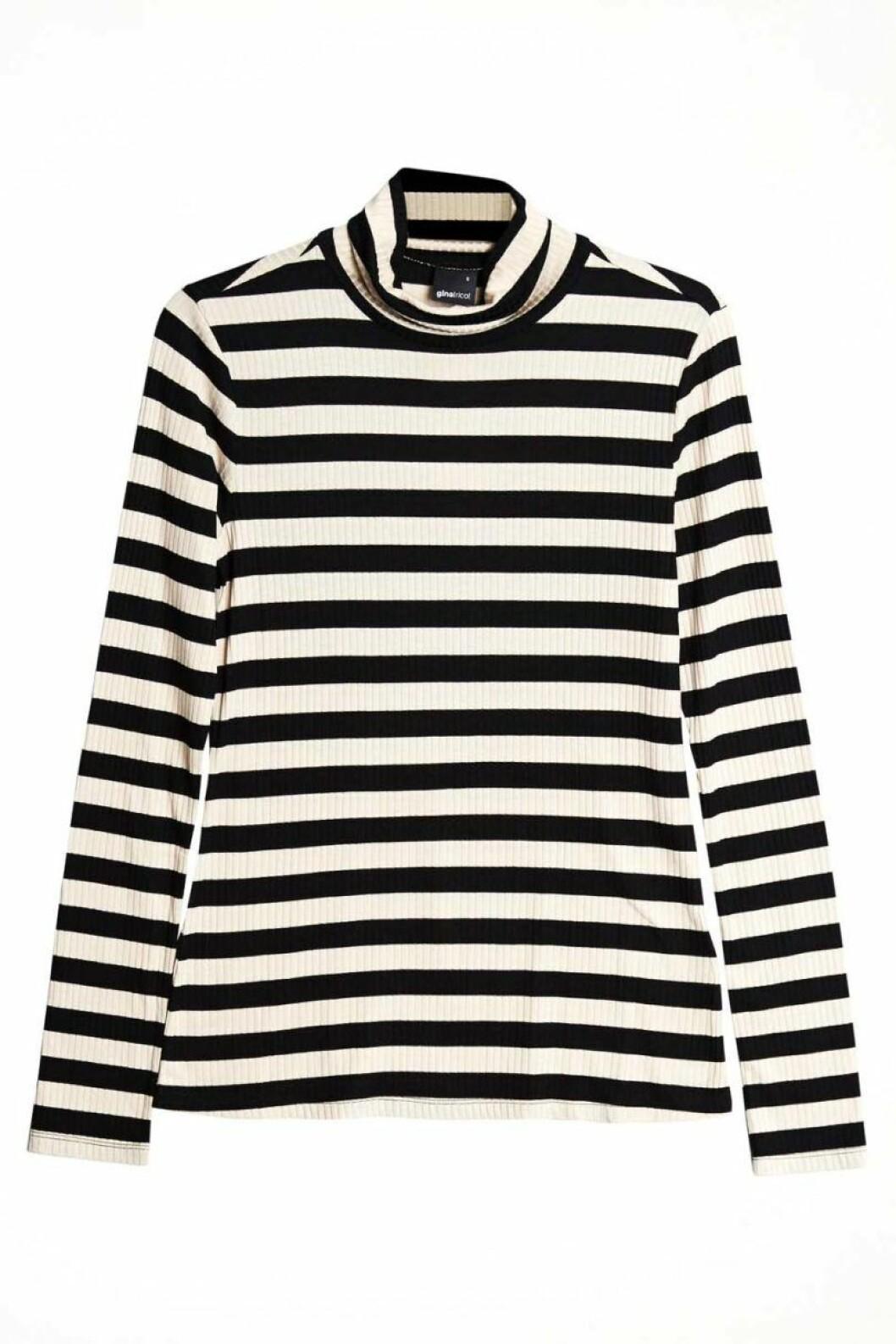 polo-tröja-randig-gina-tricot