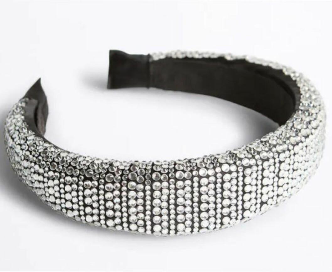 Glitterhårband från Gina tricot