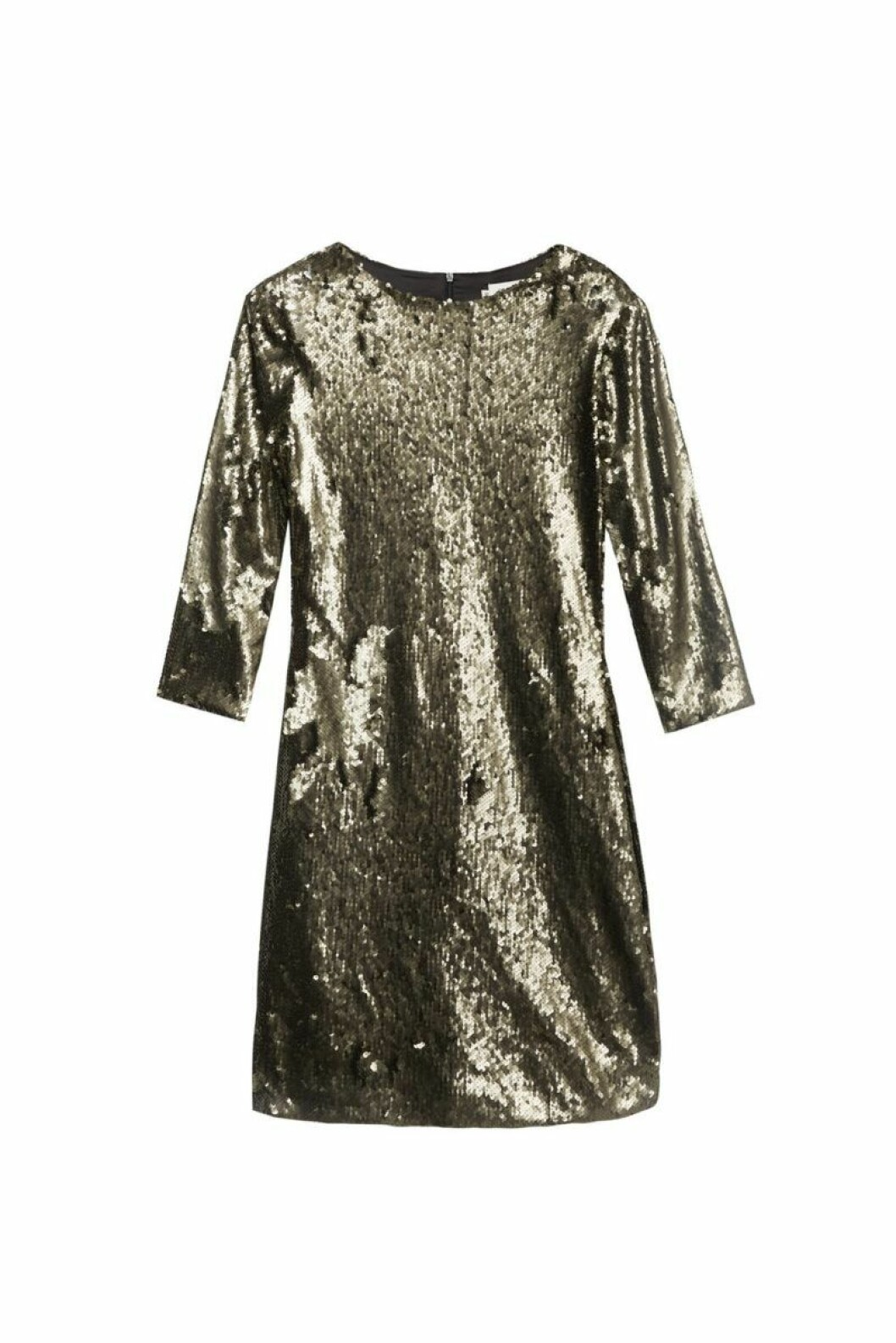 Glittrig klänning från By Malina