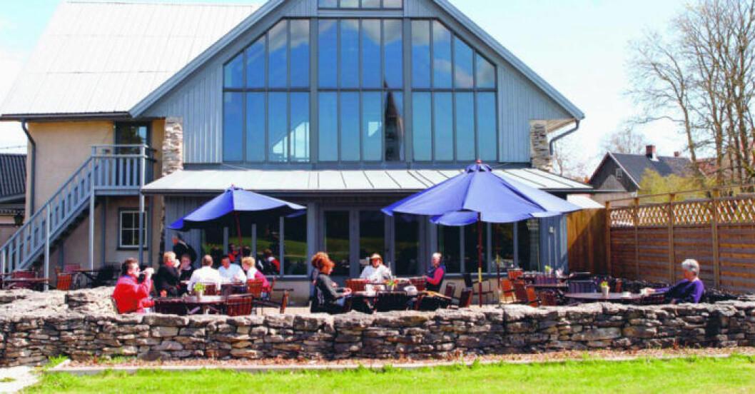 Hotell för den golfintresserade, på Gotland