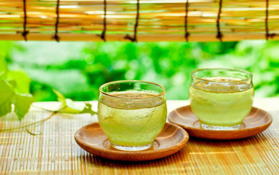 Grönt te kan ge skydd mot bröstcancer, visar forskning.