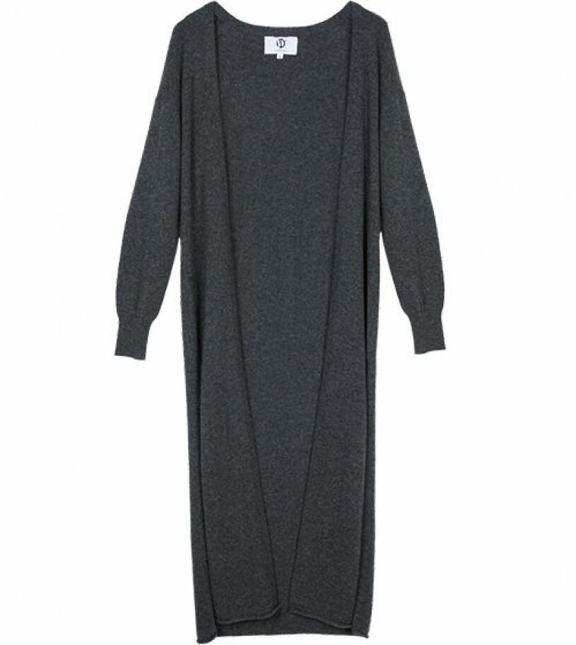 grå kofta wakakuu