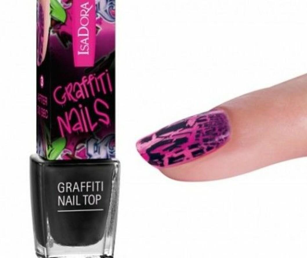 graffiti nails