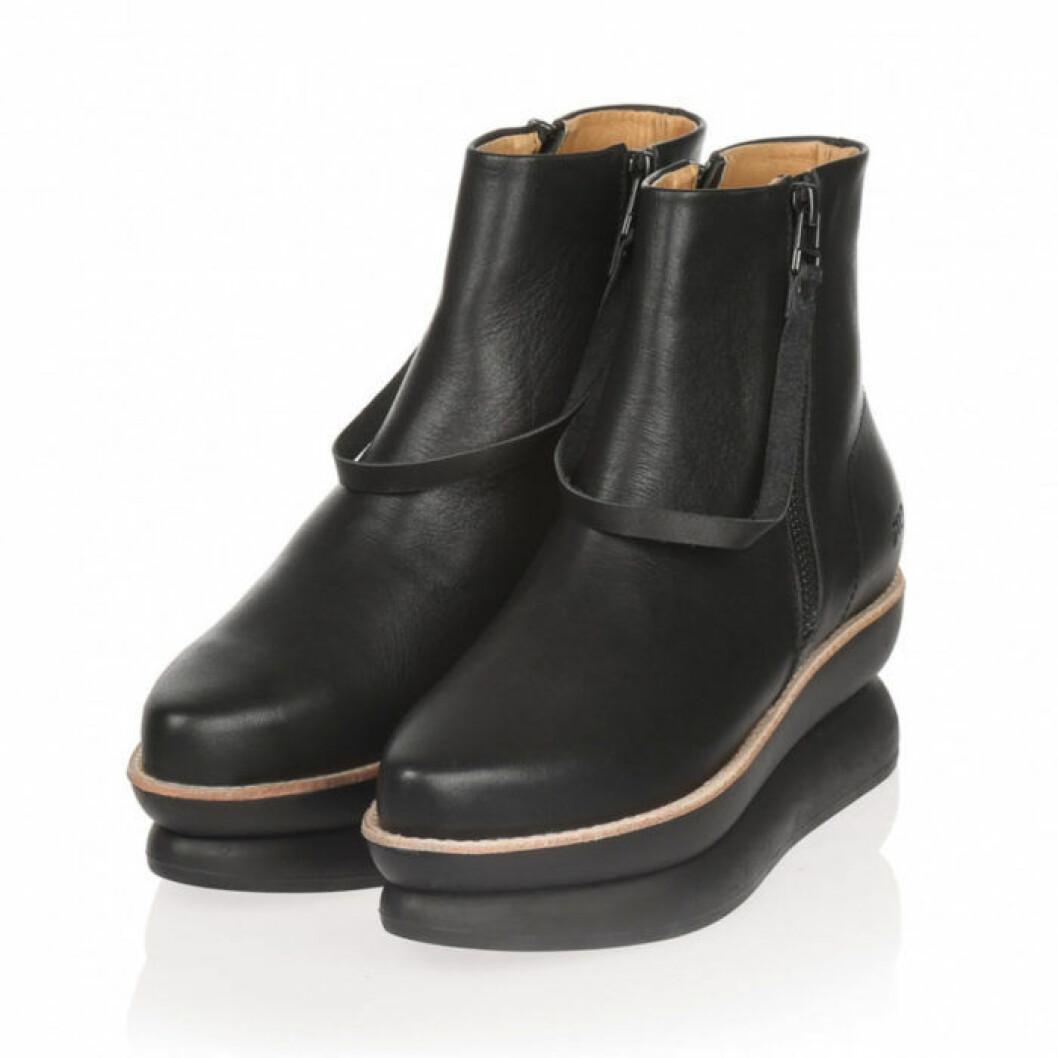 Gram shoes 503 f med dubbla dragkedjor