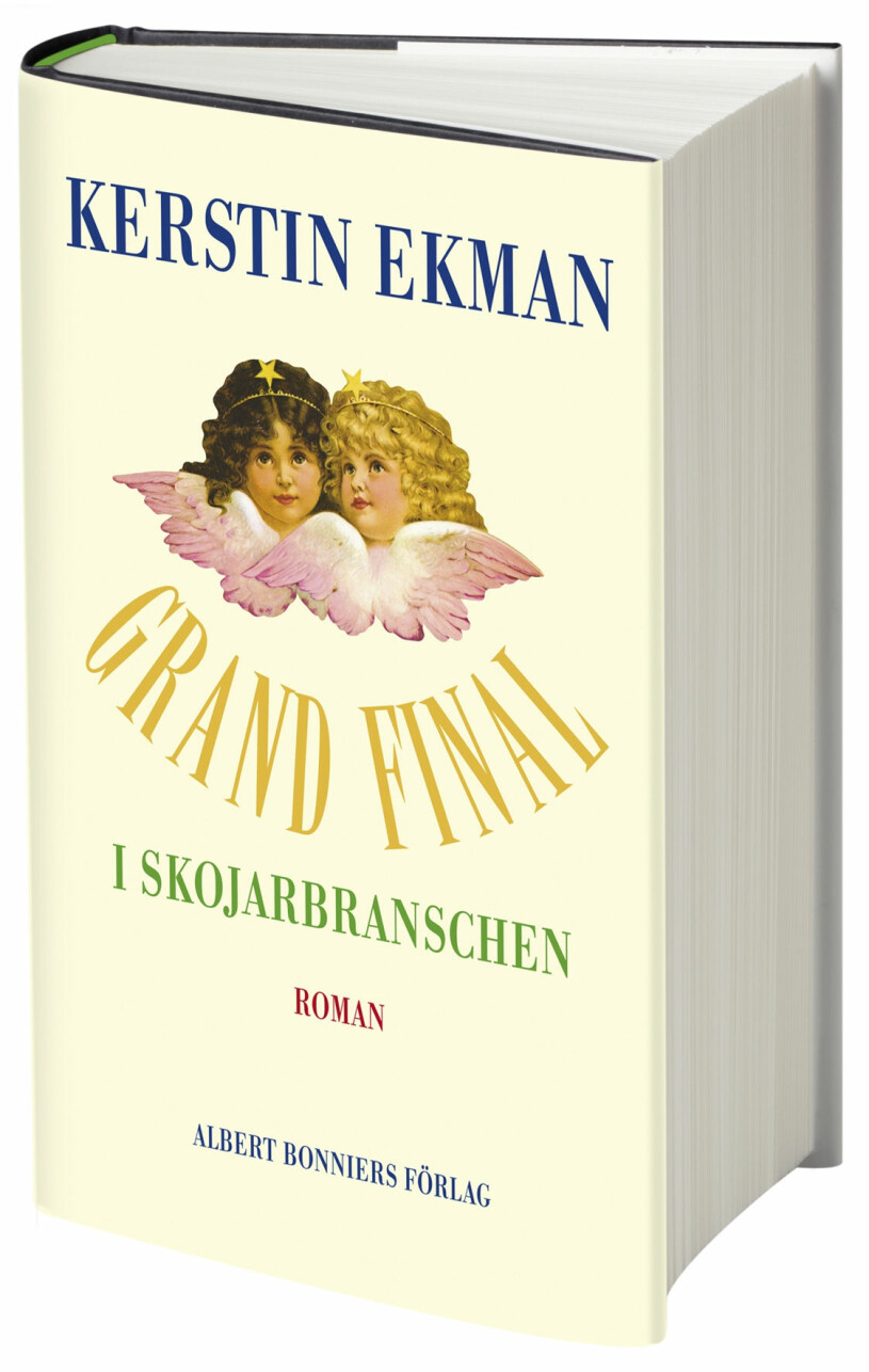 Grand final i skojarbranschen av Kerstin Ekman