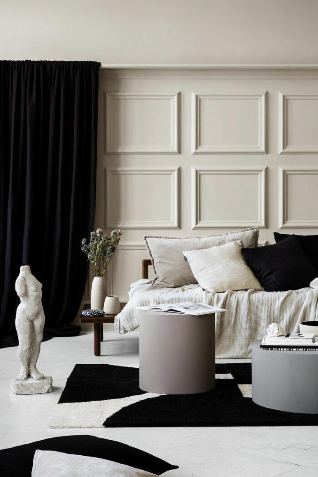 Granit lanserar premiumkollektion med textilier för hemmet
