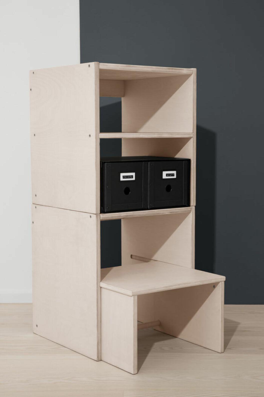 Granits nya möbler är moduler som kan kombineras efter dina behov