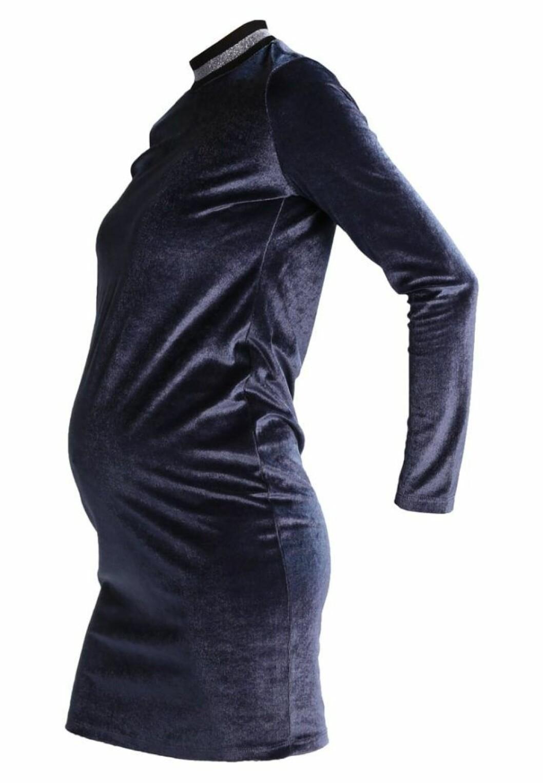 gravid klänning nyår jul