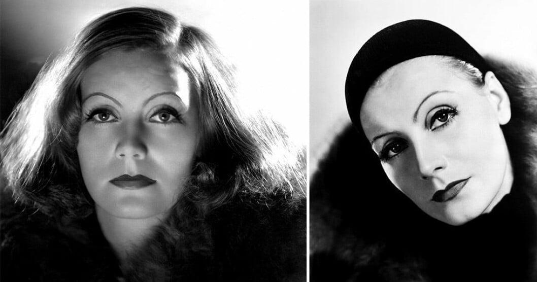 Greta Garbo, ikon.